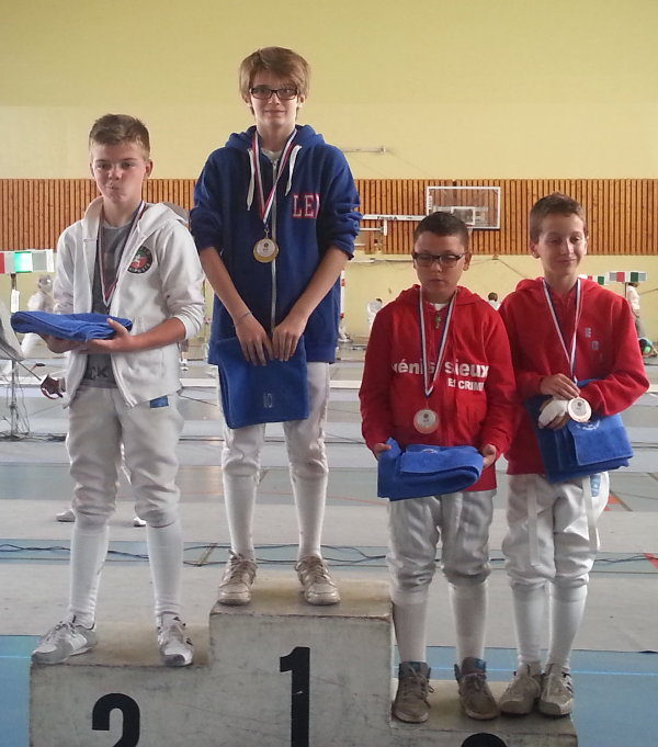gabriel palluel champion ligue pupilles 2014 web