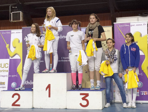 podium Zone minime Grenoble Madeline web