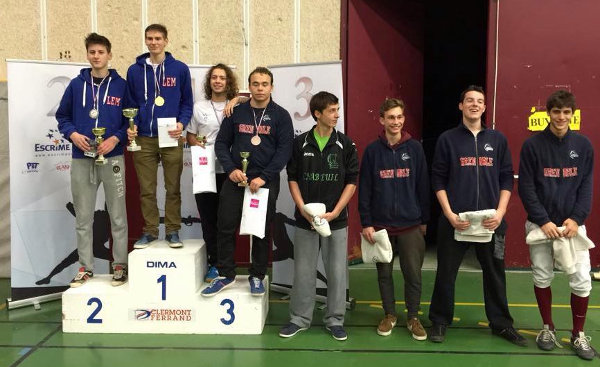 podium garcon junior Aubiere web